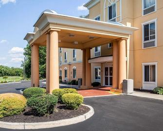 Comfort Inn & Suites Carnerys Point - Carney's Point - Gebouw