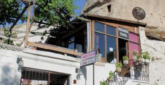 Yasin's Place Backpackers Cave Hostel - גורמה - נוף חיצוני