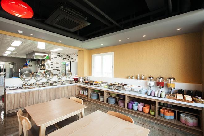 西歸浦休息飯店 - 西歸浦 - 自助餐