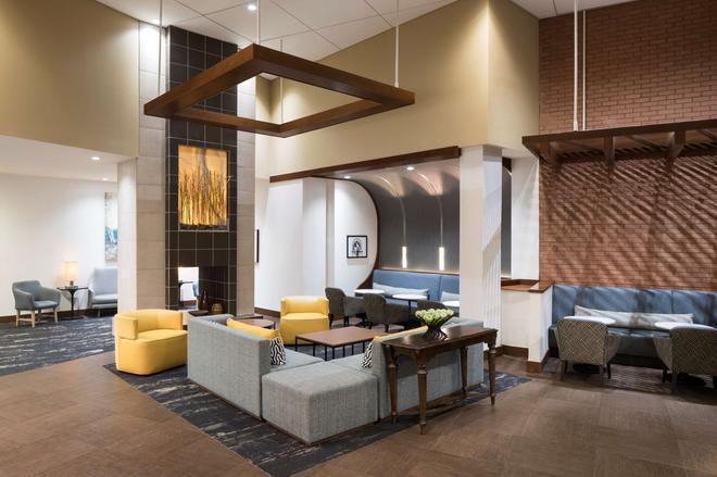 Hyatt Place Jacksonville Airport - Τζάκσονβιλ - Σαλόνι ξενοδοχείου