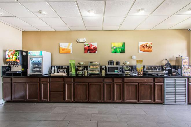 Quality Suites - New Iberia - Buffet