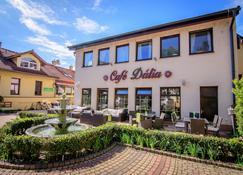 Eco friendly Hotel Dalia - Košice - Edificio