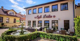 Eco friendly Hotel Dalia - Košice - Building