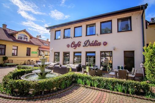 Eco friendly Hotel Dalia - Košice - Building