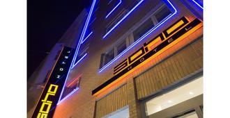 Soho Boutique Hotel - Budapest - Byggnad