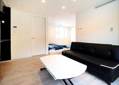 New Open-Near historical sites / Newly Luxury Pte RM - Sendai - Living room