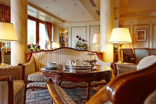 Hotel Reppert - Hinterzarten - Living room