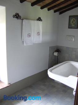 Podere Dell'Arco Country Charme - Viterbo - Bathroom