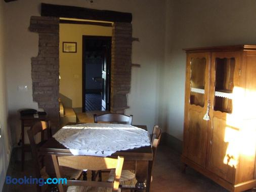 Podere Dell'Arco Country Charme - Viterbo - Dining room