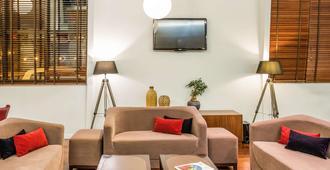 Ibis Coimbra Centro - Coímbra - Sala de estar
