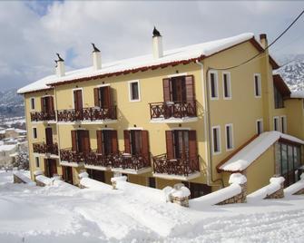 Ahilion - Kalavryta - Edificio