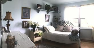 Dionna's Bed & Breakfast - Cobourg - Sala de estar
