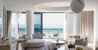 Jumeirah At Saadiyat Island Resort - אבו דאבי - סלון