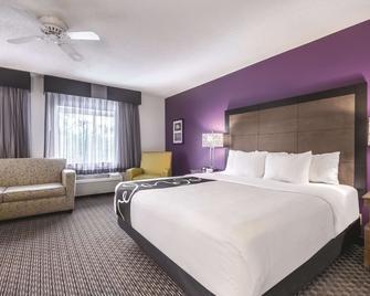 La Quinta Inn & Suites by Wyndham Hartford - Bradley Airport - Windsor Locks - Bedroom