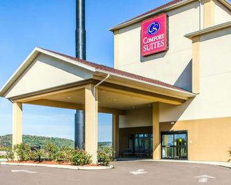 Comfort Suites Bloomsburg - Bloomsburg - Gebäude