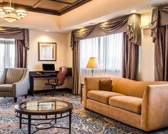 Comfort Suites Bloomsburg - Bloomsburg - Huiskamer