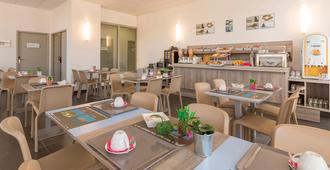 Appart'City Cherbourg Centre Port - Cherbourg-en-Cotentin - Restaurant