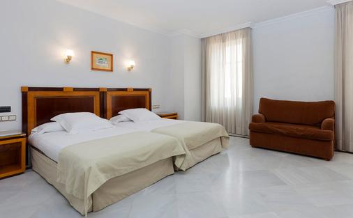 Hotel Don Curro - Málaga - Bedroom