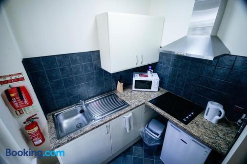 Ty Dre Town House - Caernarfon - Kitchen