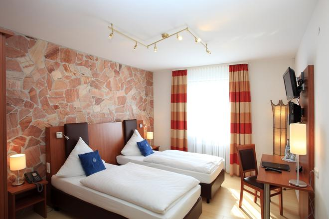 Hotel Silberhorn - Nürnberg - Makuuhuone