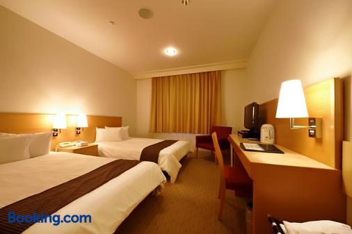 Hotel Welco Narita - Narita - Bedroom