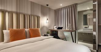 Via Hotel Loft - Taipei - Camera da letto