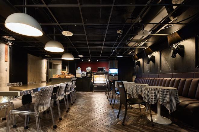 丰居旅店 雙連館 - 台北 - 餐廳