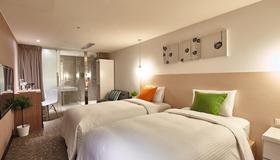 ビア ホテル ロフト - 台北市 - 寝室