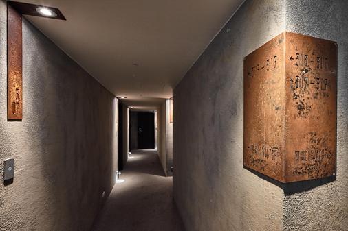Via Hotel Loft - Taipei - Hallway