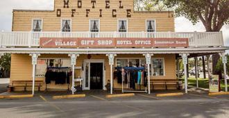 Comfort Inn at Buffalo Bill Village Resort - קודי