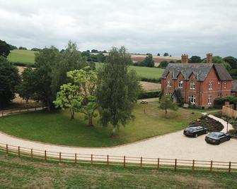 Newcourt Barton - Cullompton - Vista esterna