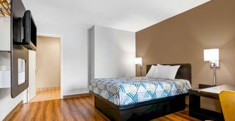 Motel 6 Portland Downtown - Portland - Bedroom