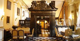 Schlosshotel Hugenpoet - Essen - Lobby