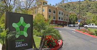 Extended Stay America - San Diego - Mission Valley - Stadium - San Diego - Edificio