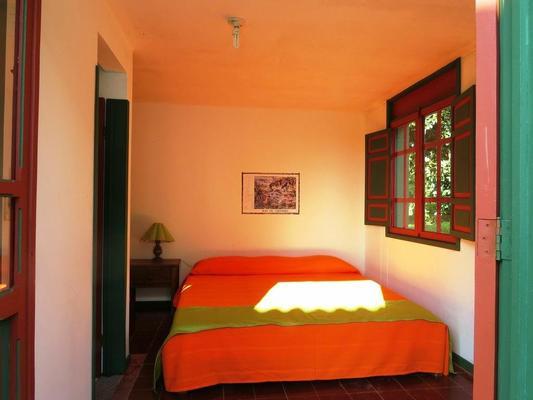 Santuario De Fauna Y Flora Otún Quimbaya - Pereira - Schlafzimmer