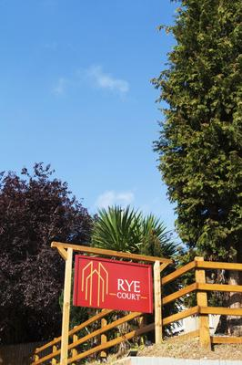 Rye Court Hotel - High Wycombe - Näkymät ulkona