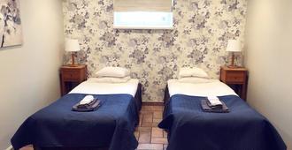 5:ans Bed & Breakfast - גטבורג - חדר שינה