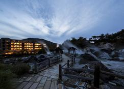 Mt.Resort Unzen Kyushu Hotel - Симабара - Вид снаружи