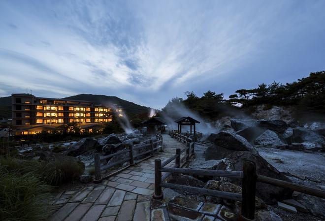 Mt.Resort Unzen Kyushu Hotel - Unzen - Outdoor view