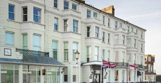 The Langham Hotel - Eastbourne - Gebäude