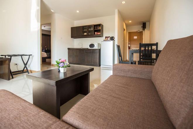 曼谷北門拉甲優心服務式公寓 - 曼谷 - 曼谷 - 客廳