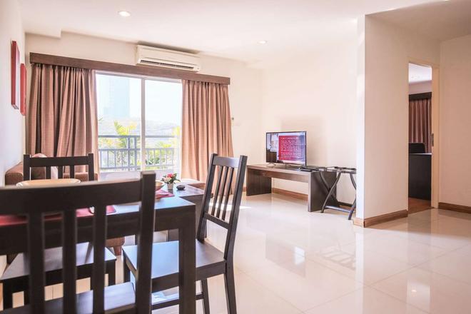 曼谷北門拉甲優心服務式公寓 - 曼谷 - 曼谷 - 餐廳