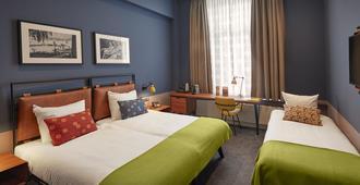 Hotel Lion d'Or - Χάαρλεμ - Κρεβατοκάμαρα
