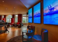 Leonardo Hotel Hamburg Airport - Hamburg - Lounge