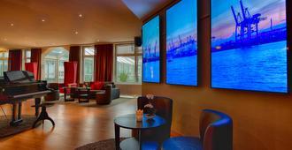 Leonardo Hotel Hamburg Airport - Hamburgo - Lounge