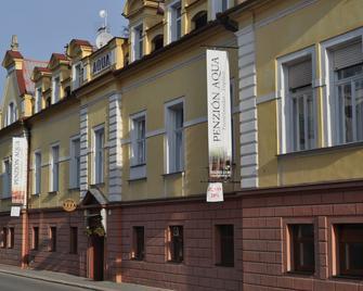 Penzion Aqua - Trenčianske Teplice - Gebäude