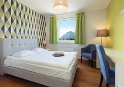 Marmota Hostel - Innsbruck - Makuuhuone