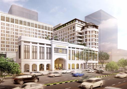Grand Park City Hall - Σιγκαπούρη - Κτίριο