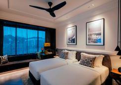 新加坡君樂皇府酒店 - 新加坡 - 臥室