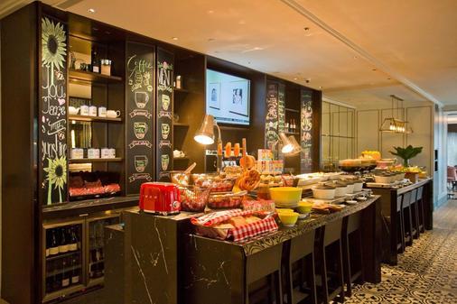 新加坡君樂皇府酒店 - 新加坡 - 自助餐